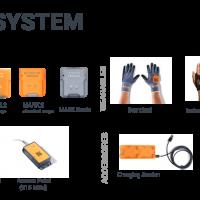 Mark system